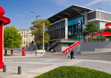Espace congr s dans le 15 me myevent facilitateur d for Paris expo porte de versailles parking